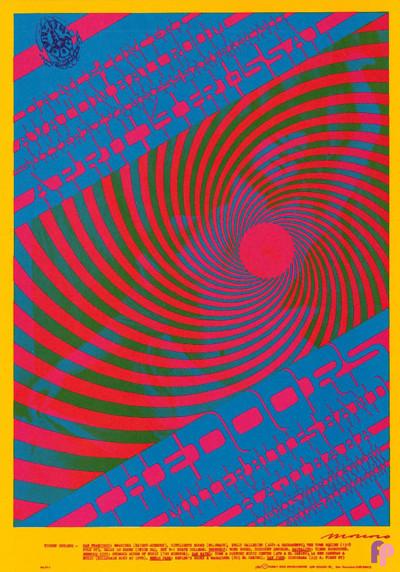 Avalon Ballroom 4/14-15/67