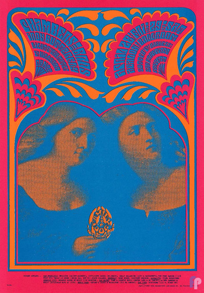 Avalon Ballroom 4/28-29/67