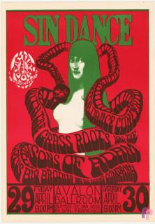 Avalon Ballroom 4/29-30/66