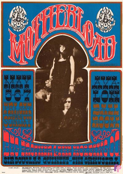 Avalon Ballroom 5/5-7/67