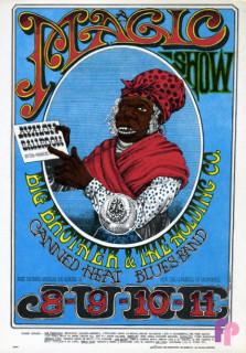 Avalon Ballroom 6/8-11/67