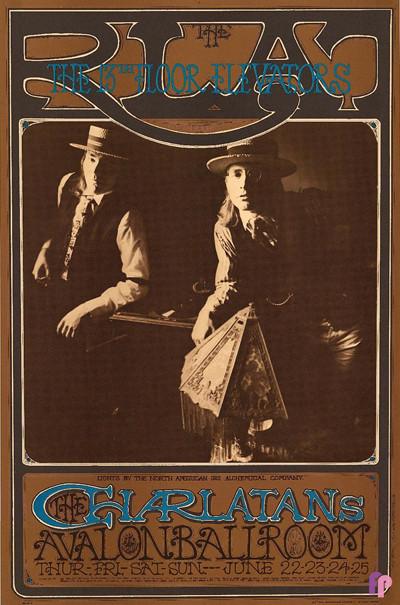 Avalon Ballroom 6/22-25/67