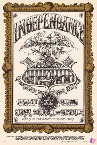 Avalon Ballroom 7/4/67
