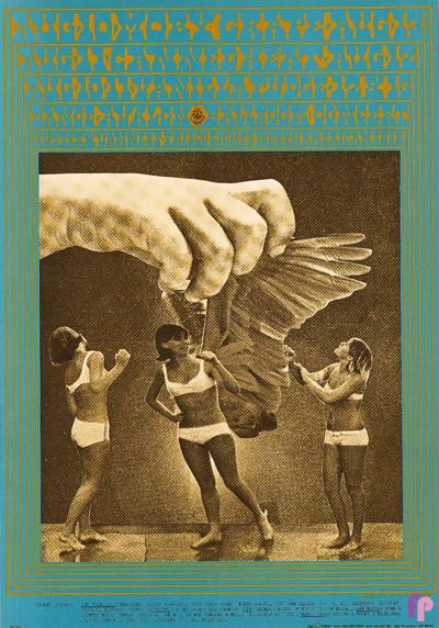 Avalon Ballroom 8/10-13/67