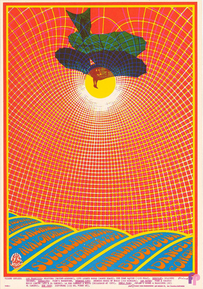 Avalon Ballroom 9/22-24/67