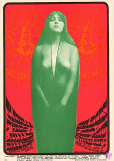 Avalon Ballroom 9/29-10/1/67