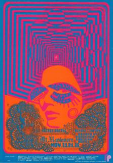 Avalon Ballroom 11/23-25/67