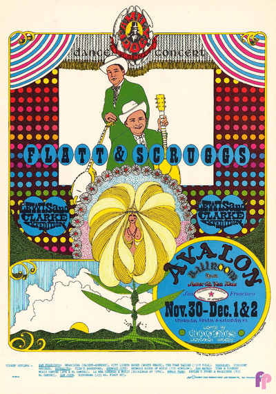 Avalon Ballroom 11/30-12/2/67