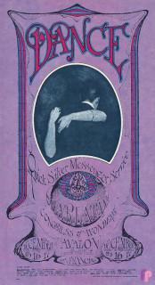 Avalon Ballroom 12/15-17/67