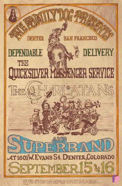 1601 West Evans, Denver, CO 9/15-17/67