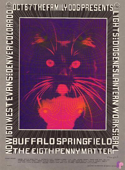 1601 West Evans, Denver, CO 10/6-7/67