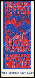 Original Concert Ticket