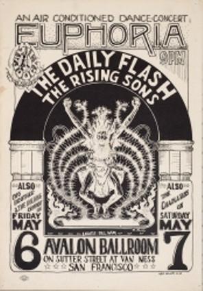 Avalon Ballroom 5/6-7/66