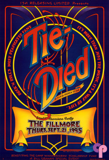 Fillmore Auditorium San Francisco, CA 9/21/95
