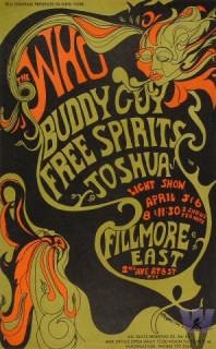 Fillmore East 4/5-6/68