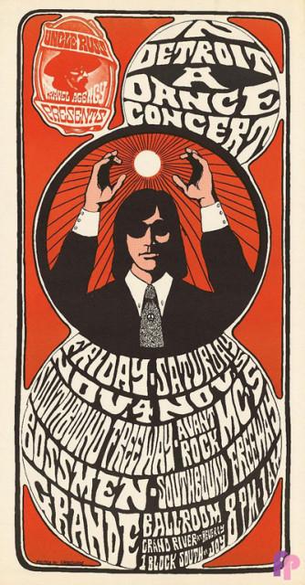 Grande Ballroom 11/4 & 5/66