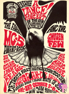 Grande Ballroom 10/7 & 8/66