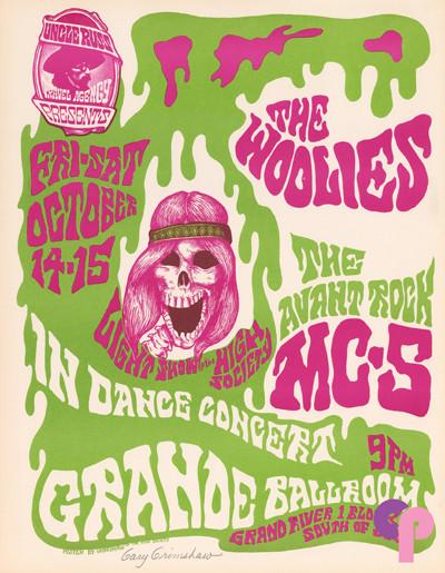 Grande Ballroom 10/14 & 15/66