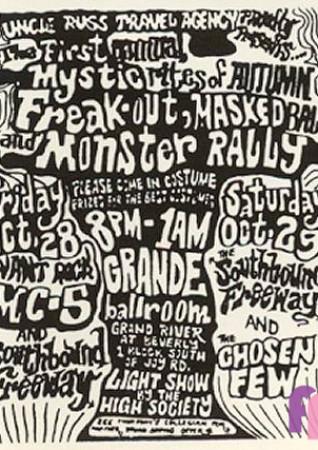 Grande Ballroom 10/28 and 29/66