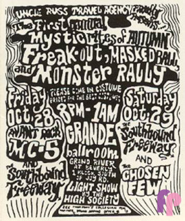 Grande Ballroom 10/28 & 29/66
