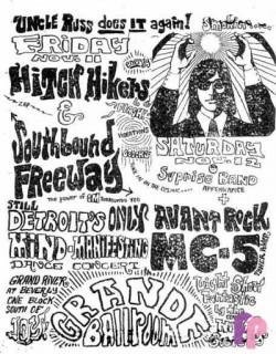 Grande Ballroom 11/11 & 12/66