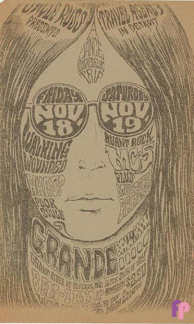 Grande Ballroom 11/18 & 19/66