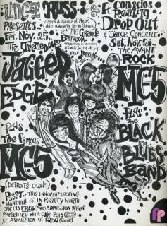 Grande Ballroom 11/25 & 26/66