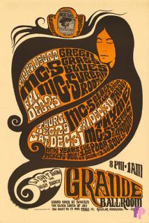Grande Ballroom 12/22-23 & 29-31/66