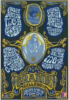 Grande Ballroom 1/20-21 & 27-28/67