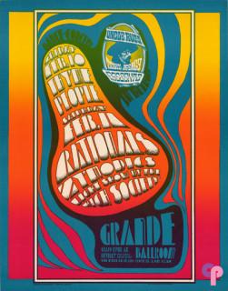 Grande Ballroom 2/10 & 11/67