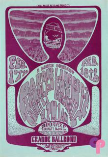 Grande Ballroom 2/17 & 18/67