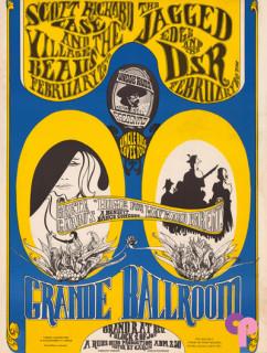 Grande Ballroom 2/24 & 25/67