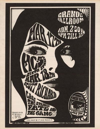 Grande Ballroom 3/17 & 18/67