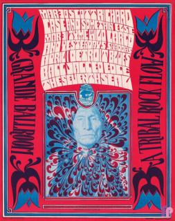 Grande Ballroom 3/30-4/1/67