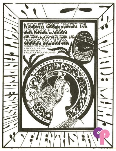 Grande Ballroom 4/2/67