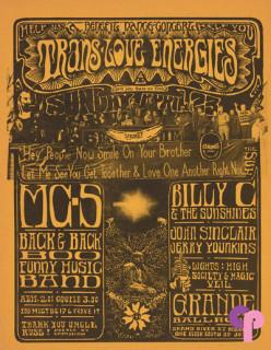 Grande Ballroom 4/23/67