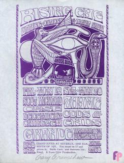 Grande Ballroom 5/19 & 20/67
