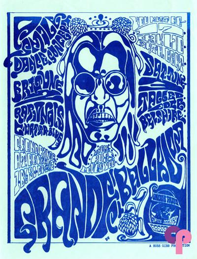 Grande Ballroom 6/2 & 3/67