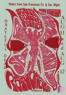 Grande Ballroom 8/11-12/67
