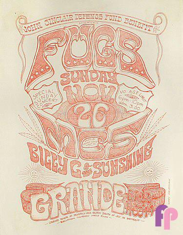 Grande Ballroom 11/26/67