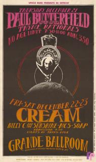Grande Ballroom 12/21-23/67