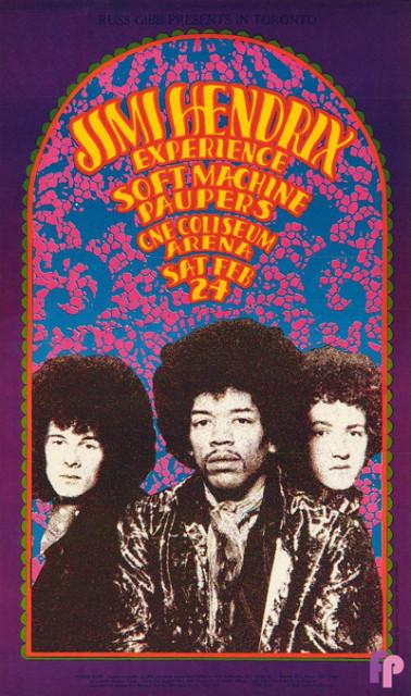 CNE Coliseum, Toronto 2/24/68
