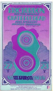 State Fair Coliseum 3/22 & 23/68