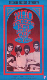 CNE Coliseum, Toronto 4/7/68