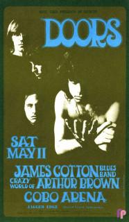 Cobo Arena 5/11/68