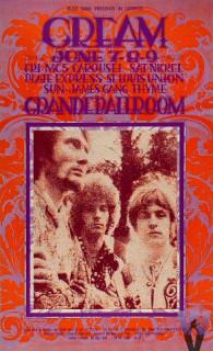 Grande Ballroom 6/7-9/68