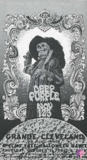 Grande Cleveland 10/31-111/3/68