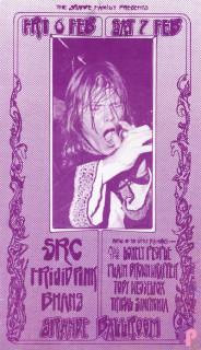 Grande Ballroom 2/6-7/70