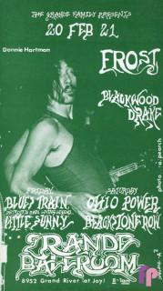 Grande Ballroom 2/20-21/70