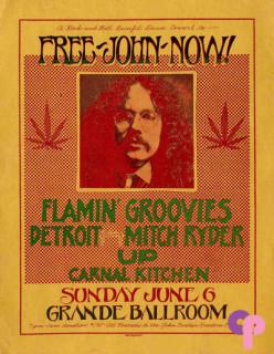 Grande Ballroom 6/6/71